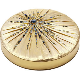 Charbonnel et Walker Swarovski Crystals Sunburst 3kg Couture Silk Chocolate Box